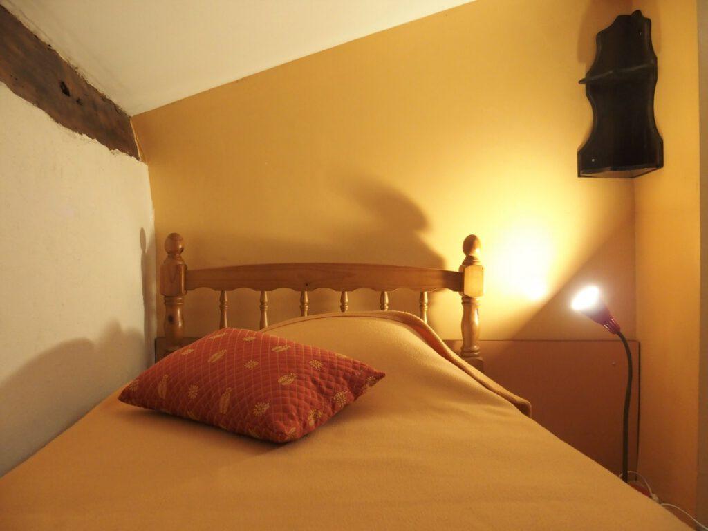 Gite les 4 chemins à Rians en Provence: mezzanine 1 personne