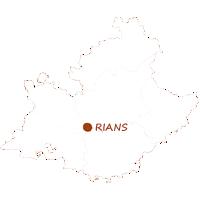 Village de Rians