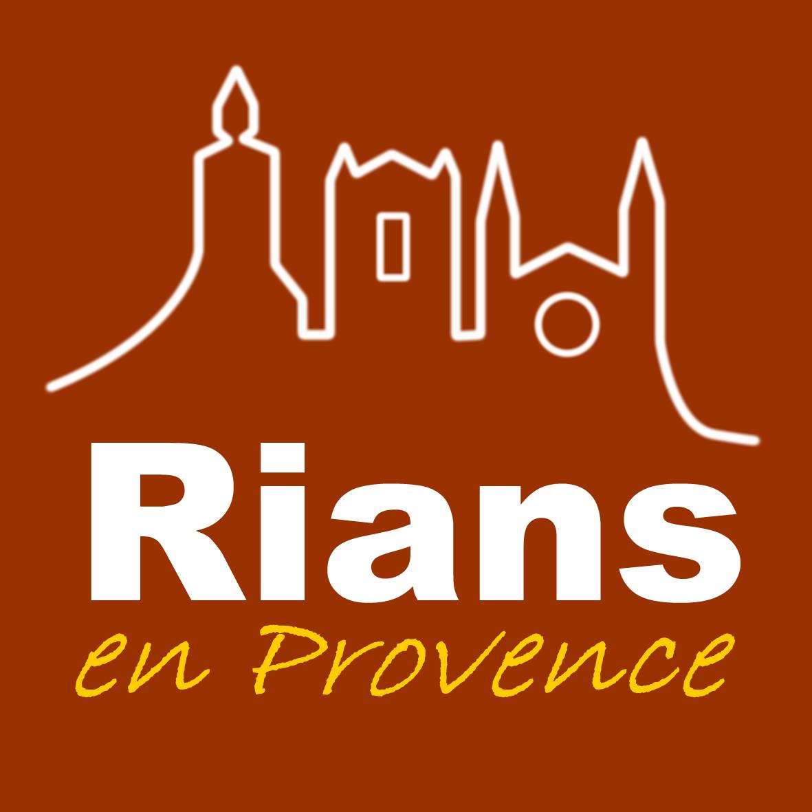 Logo de Rians tourisme